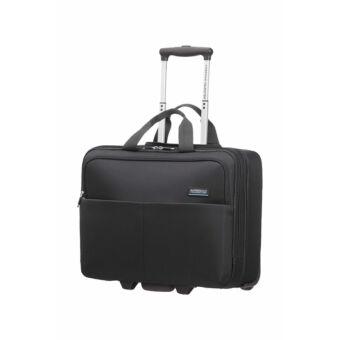 """American Tourister Atlanta Heights Gurulós fedélzeti laptop táska / 17,3"""""""