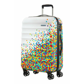 American Tourister Palm Valley Pixel Print Spinner 67 cm