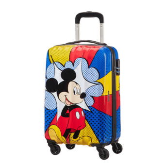 American Tourister Disney Legends Fedélzeti spinner 55 cm