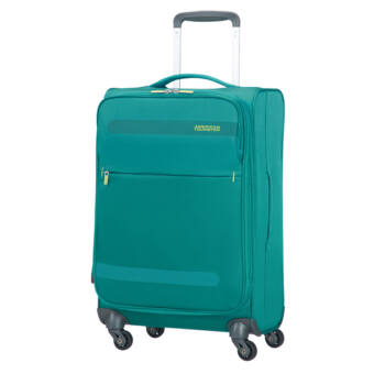 American Tourister Herolite Super Light Spinner 55 cm, bővíthető