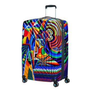 American Tourister MWM Summer Fun Spinner 76 cm, bővíthető