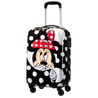 American Tourister Disney Legends Fedélzeti Spinner Alfatwist 2.0 55 cm