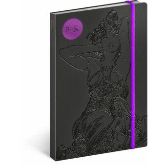 Realsystem Design notesz, 2018 - Amethyst / A. Mucha