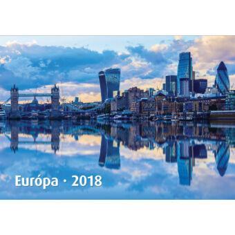 Realsystem Falinaptár, 2018 - Európa