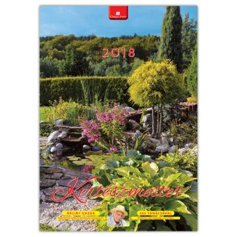 Realsystem Falinaptár, 2018 - Kertészmester
