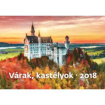 Realsystem Falinaptár, 2018 - Várak, kastélyok