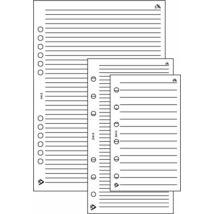 Realsystem Vonalas jegyzetlap L