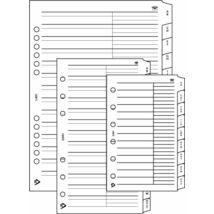 Realsystem Telefonregiszter L