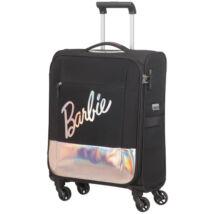 American Tourister Modern Glow Barbie Soft Fedélzeti Spinner 55 cm