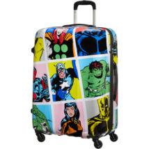 American Tourister Marvel Legends Alfatwist Spinner 75 cm