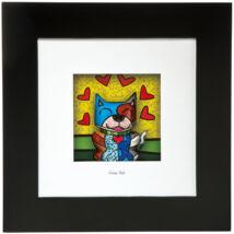 Goebel Pop Art - Romero Britto - Great Pals 3D kép