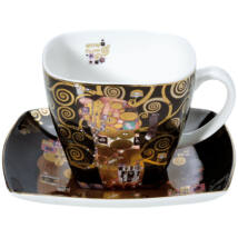 Goebel Artis Orbis - Gustav Klimt / Fulfilment - Kávés szett