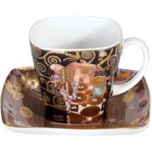Goebel Artis Orbis - Gustav Klimt / Eszpresszó Szett - Fulfilment