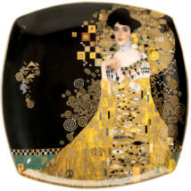 Goebel Artis Orbis - Gustav Klimt / Desszert Tányér - Adele Bloch-Bauer