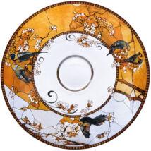 Goebel Artis Orbis - Louis Comfort Tiffany - Parakeets