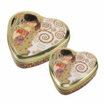 Goebel Artis Orbis - Gustav Klimt / Díszdoboz - Heart Kiss