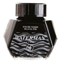 Waterman Tinta 50ml, Fekete