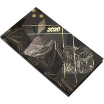 Realsystem Picture álló zsebnaptár, 2020 - Kocka