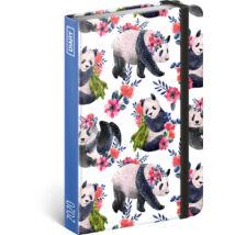 Realsystem Design heti naptár, 2020 - Pandas