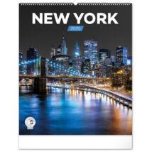 Realsystem Falinaptár, 2020 - New York