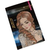 Realsystem diák zsebkönyv 2020/2021 - Tattoo