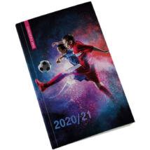 Realsystem diák zsebkönyv 2020/2021 - Foci