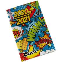 Realsystem diák zsebkönyv 2020/2021 - PopArt
