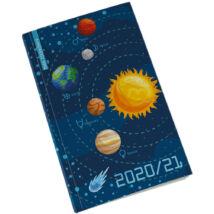 Realsystem diák zsebkönyv 2020/2021 - Space