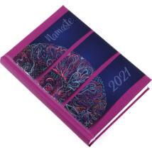 Realsystem Librobello - Kalendárium hölgyeknek, 2021 - Mandala