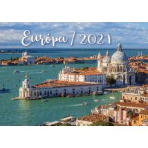 Realsystem Falinaptár, 2021 - Európa