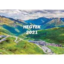 Realsystem Falinaptár, 2021 - Hegyek
