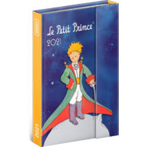 Realsystem Mágnessel záródó heti naptár, 2021 - Le Petit Prince - Planet