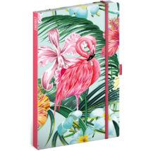 Realsystem Design notesz, vonalas - Flamingos