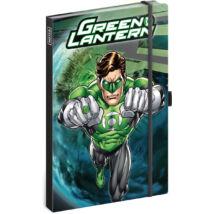 Realsystem Design notesz, vonalas - Green Lantern