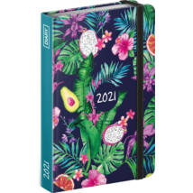 Realsystem Design heti naptár, 2021 - Fruits