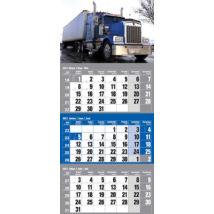 Realsystem Speditőr naptár, 2021 - Kamion