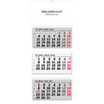 Realsystem Speditőr naptár, 3 részes, 2021