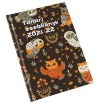 Realsystem tanári zsebkönyv 2021/2022 - Bagoly