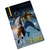 Realsystem diák zsebkönyv 2021/2022 - Foci