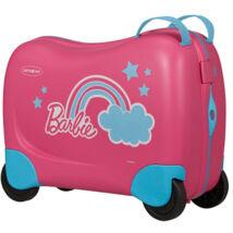 Samsonite Dream Rider Barbie Fedélzeti Gurulós Bőrönd