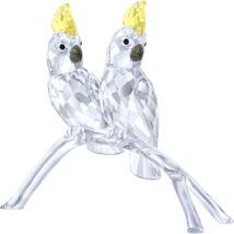 Swarovski Cockatoos