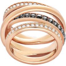 Swarovski Dynamic:Gyűrű W Crysini/Ros 55