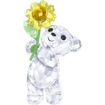 Swarovski Kris Bear - A Sunflower For You