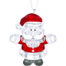 Swarovski Santa Claus Ornament