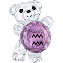 Swarovski Kris Bear - Aquarius