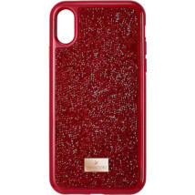 Swarovski Glam Rock iPhone® X/XS:Telefon Hátlap Red/Sts Pgo