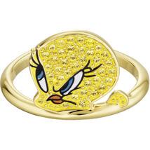 Swarovski Looney Tunes:Gyűrű Tweety Ltop/Gos 55