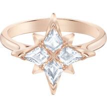 Swarovski Symbol:Gyűrű Czwh/Ros 55