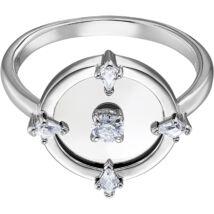 Swarovski North:Gyűrű Glass Czwh/Rhs 55