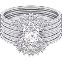 Swarovski Moonsun:Gyűrű Set 5 Czwh/Rhs 2 55